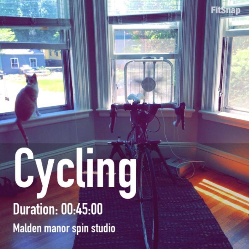 biking trainer