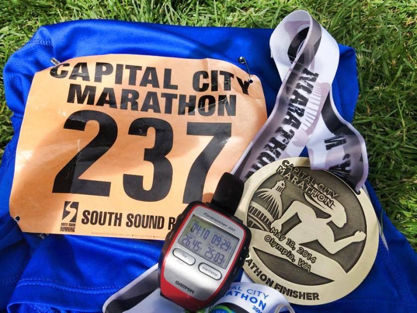 Capital City Marathon Results