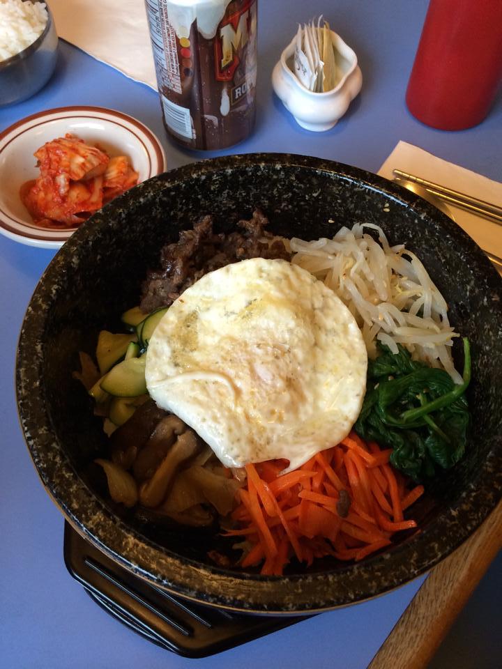 Eugene Korean Food