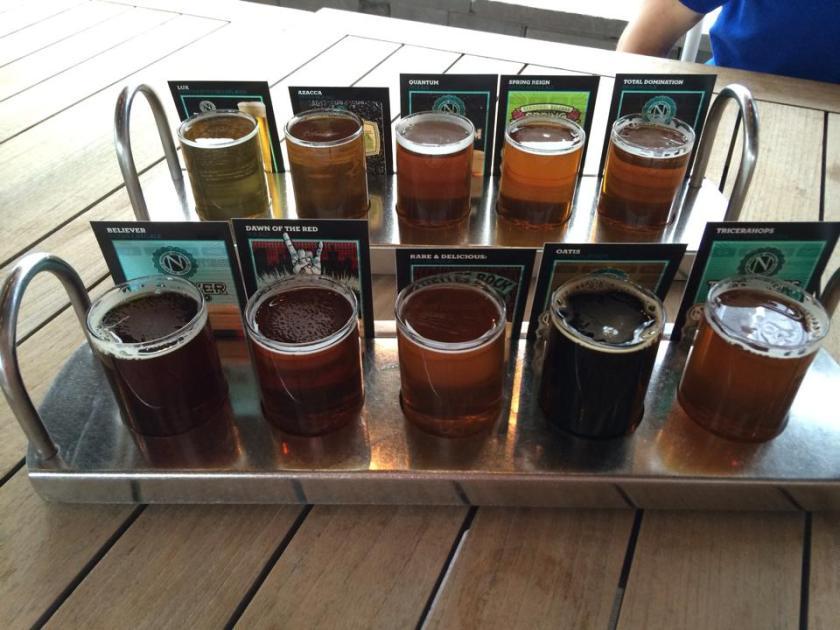 Eugene Oregon Brewery