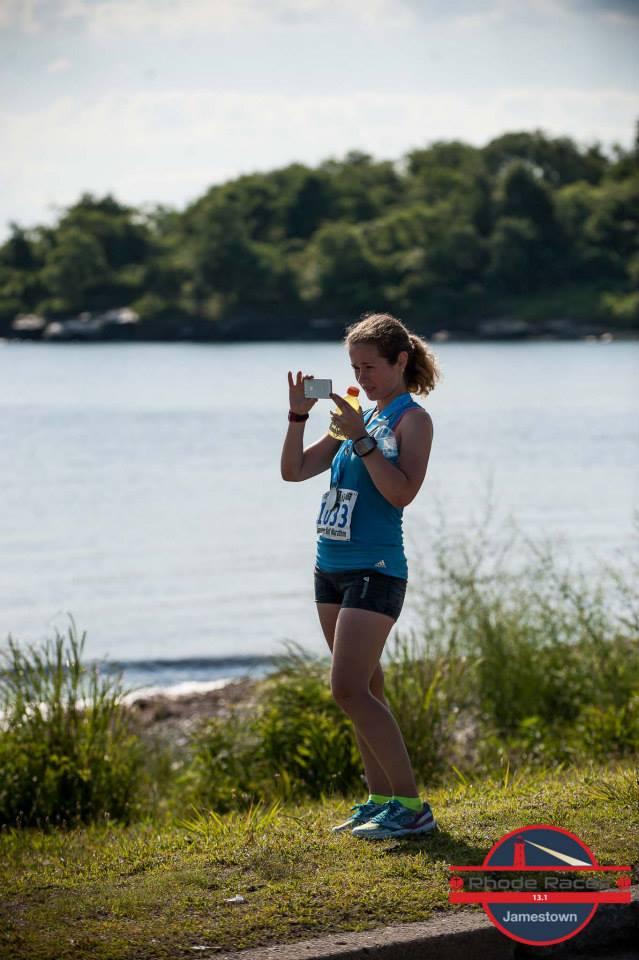 JamesTown Half Marathon 5