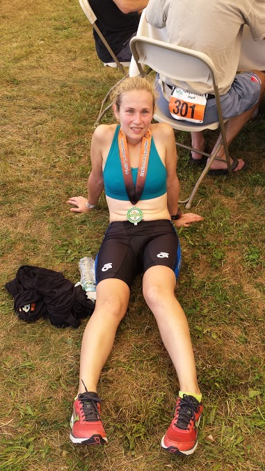Pumpkinman Half Ironman Triathlon Race Report