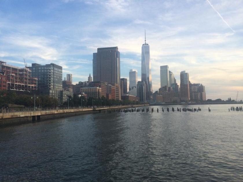 NYC Run 8