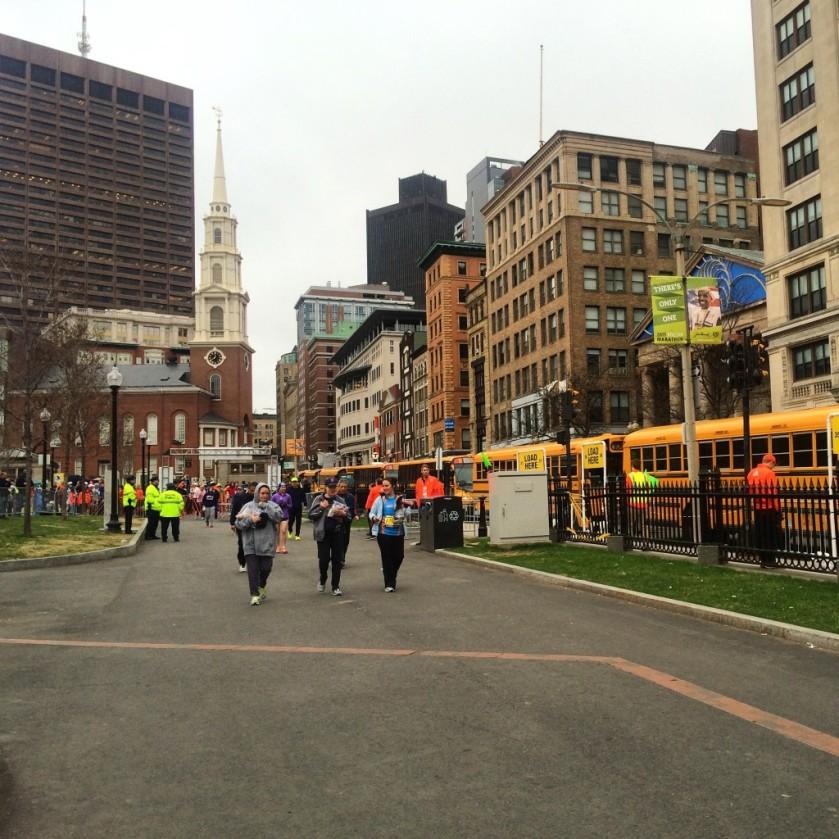 Boston marathon 2015 (2)