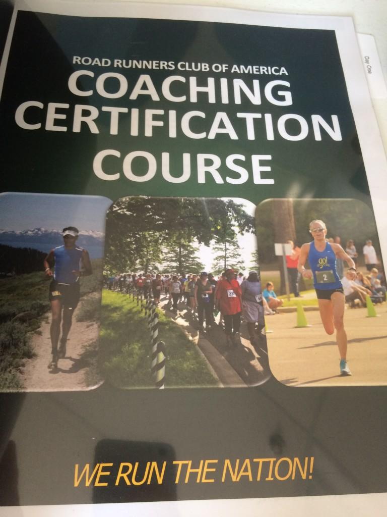 Rrca Coaching Certification Recap Was It Worth It Run To Munch