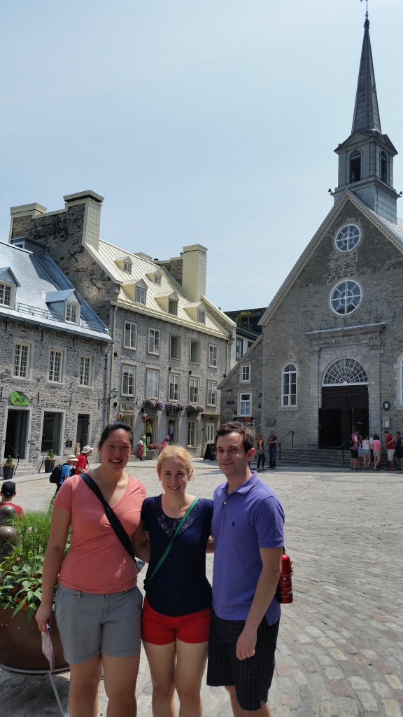 Quebec City 97
