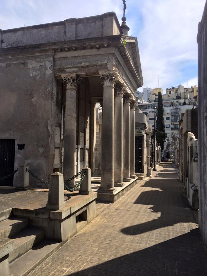 recoleta cemetery 3