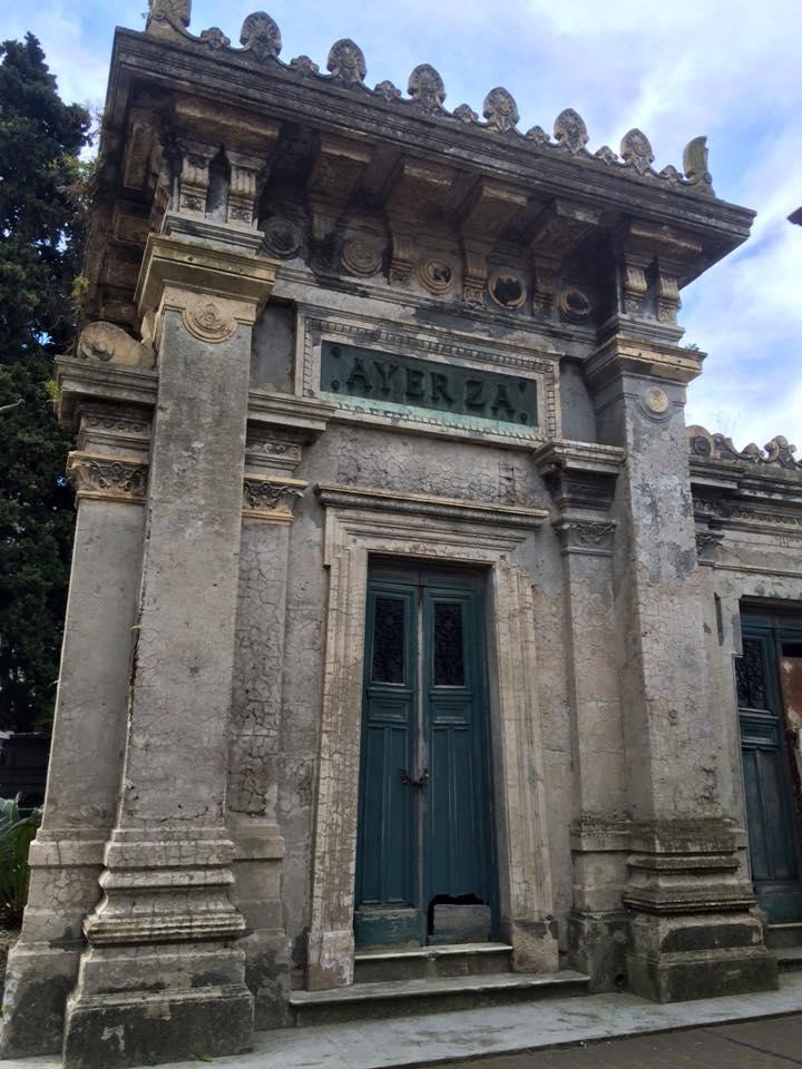 recoleta cemetery 6