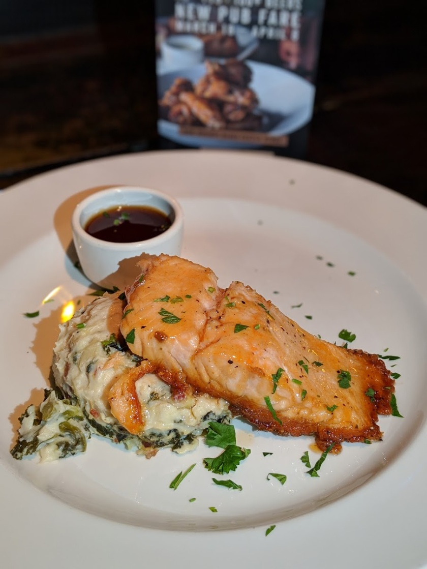 Yard House Salmon